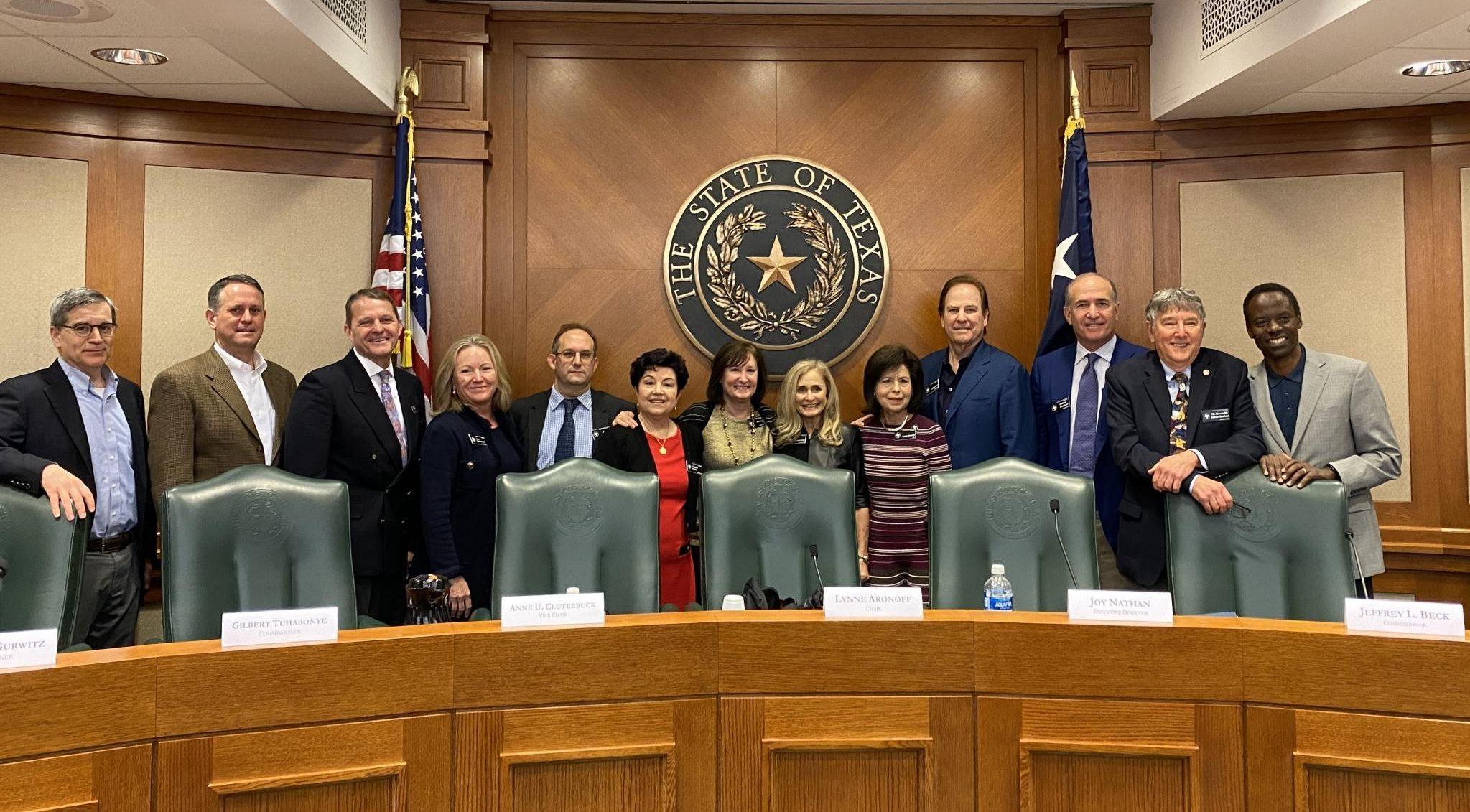 THGC Commissioners
